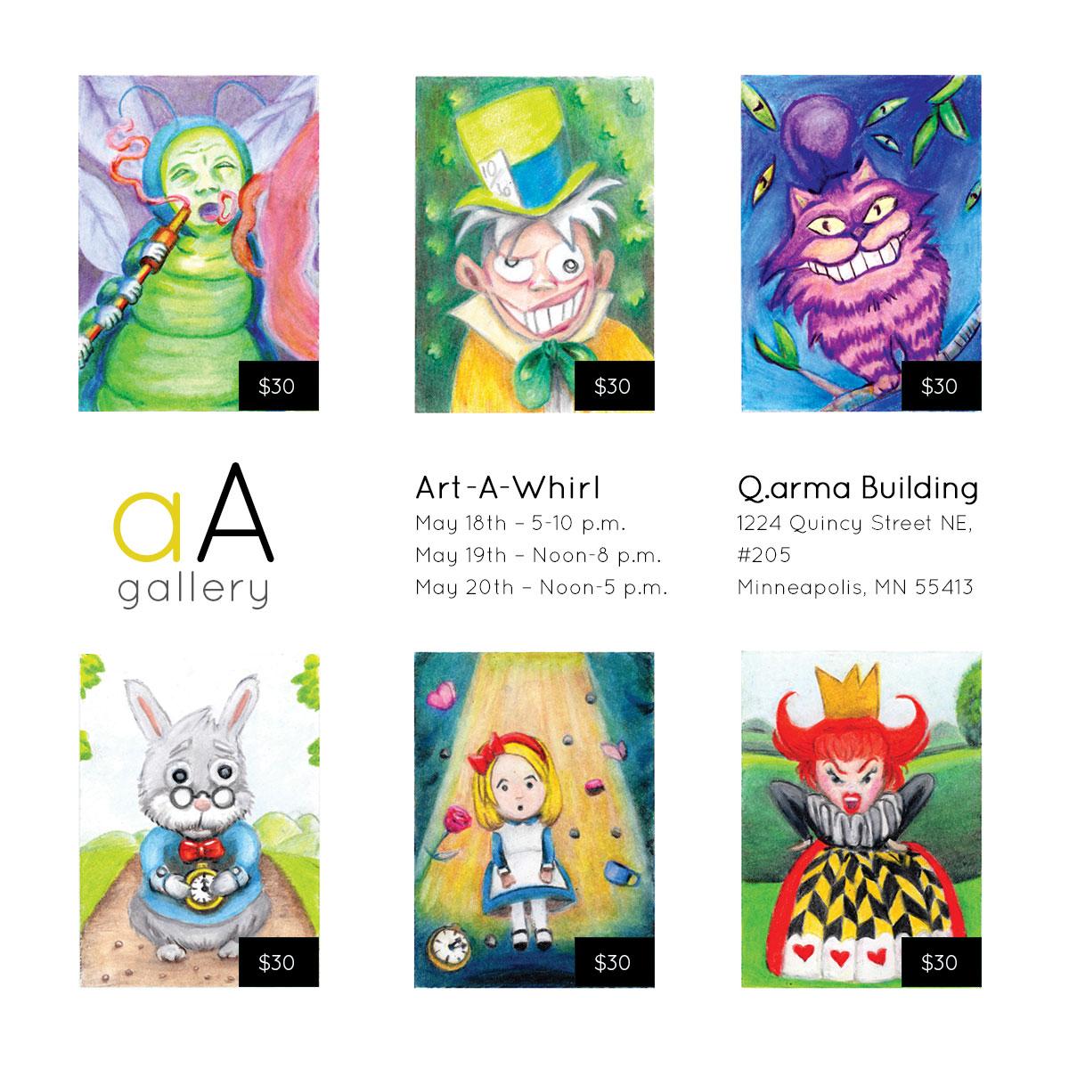 Art-A-Whirl 2018